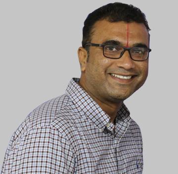 Vikram Pallepati Lead Auditor and Principle Consultant