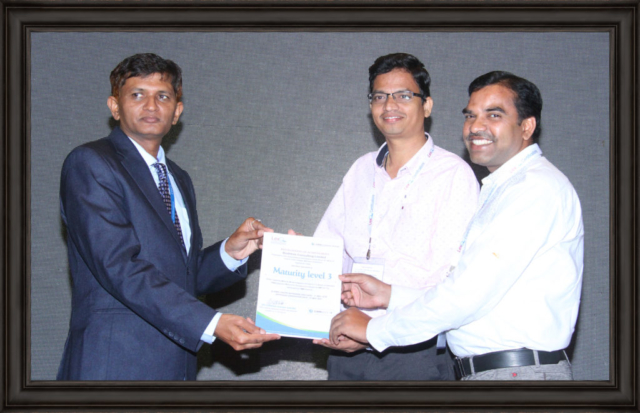 CMMI Level 3 Appraisal Certification to Bodhtree Consulting Ltd